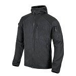 Helikon-Tex Alpha Tactical HOODIE Grid Fleece - Black
