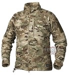 ALPHA TACTICAL Grid Fleece Jacket CamoGrom