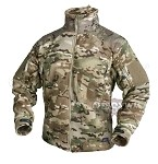 Liberty Fleece Jacket Helikon CamoGrom
