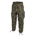 Helikon-Tex CPU Trousers Polish Woodland RipStop