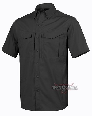 Defender Helikon-Tex Shirt (short-sleeved) Black