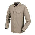 Helikon-Tex Defender Mk2 Tropical Shirt - Silver Mink