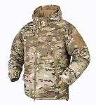 LEVEL 7 Helikon-Tex Jacket Climashield - CamoGrom