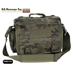 Messenger Bag Direct Action Polish woodland