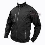 SoftShell jacket JHK windstopper - black