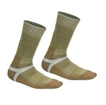 Helikon tactical socks with Marino Wool - green/coyote