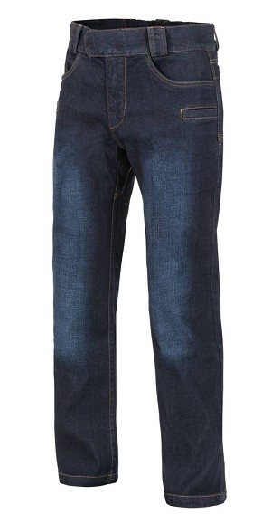 Helikon-Tex Pants GRAYMAN Jeans Denim Mid - Dark Blue