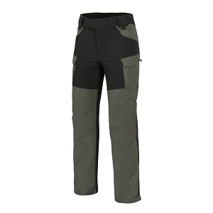 Helikon-Tex HYBRID OUTBACK PANTS - Taiga Green/Black