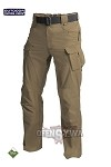 OUTDOOR TACTICAL PANTS Helikon-Tex Nylon - Mud Brown