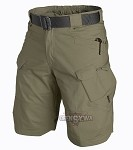 URBAN TACTICAL SHORTS Helikon  Ripstop Adaptive Green