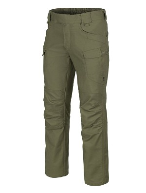 UTP,UTL Helikon-Tex Pants - PolyCotton Canvas - Olive Green