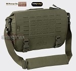 DIRECT ACTION Messenger Small  Bag Olive Green