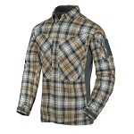 Shirt Helikon-Tex MBDU Flannel - Ginger Plaid