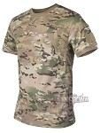 T-Shirt  Tactical - TopCool - CamoGrom (MultiCam)