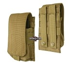 Rifle Mag Pouch M/4,M/16 coyote/TAN