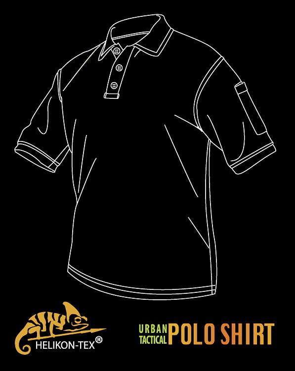 Helikon Tex Urban Tactical Line Outdoor UTL tShirt TopCool shirt Navy Blue