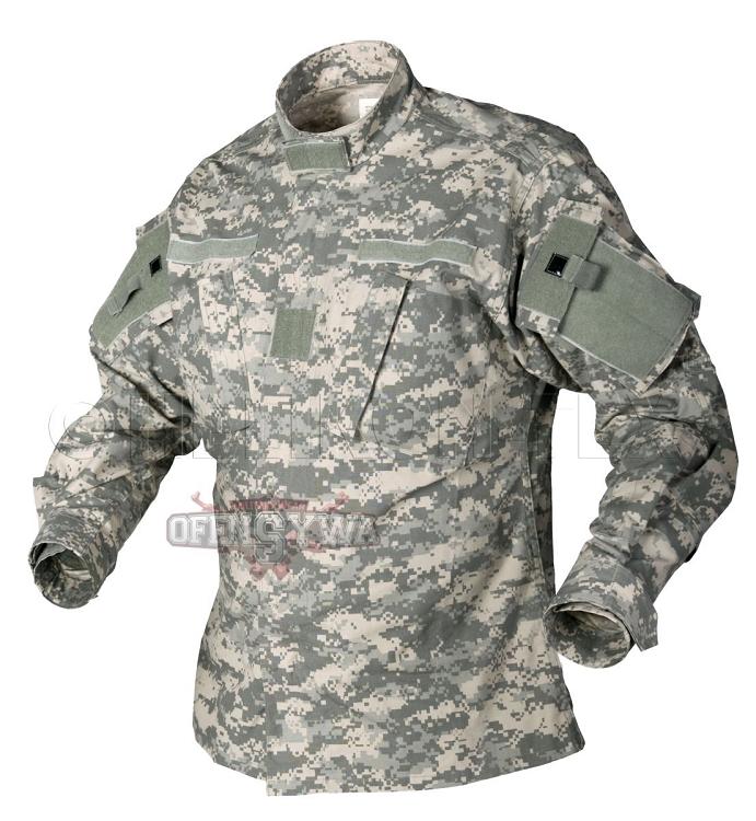 US UCP Shirt halbarm short Sleeve Army Cotton tshirt Hemd Acu At Digital