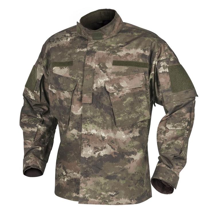 5b4af286 CPU Shirt Helikon-Tex Ripstop Legion Forest