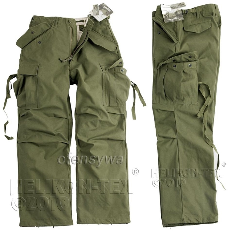 Helikon M65 Trousers Olive aa1b1b7dfa7