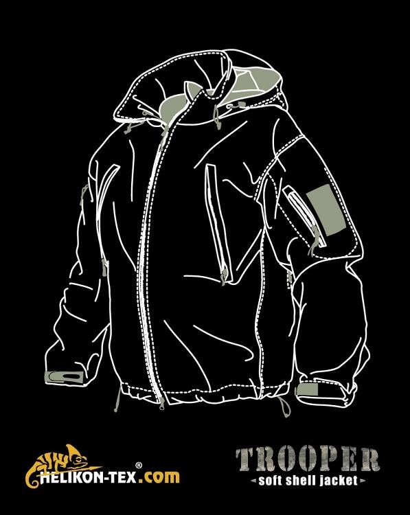 Výsledok vyhľadávania obrázkov pre dopyt helikon trooper soft shell jacket