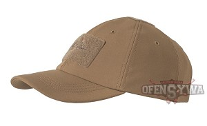 BBC WINTER Cap - Shark Skin Windblocker - Coyote