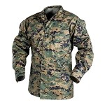 USMC Shirt Helikon-tex Digital Woodland