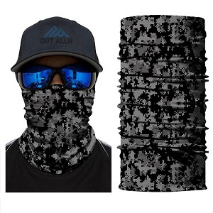 Multifunctional Chimney,bandana ACU Navy Blue No.5