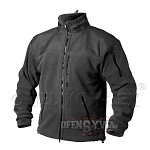 Helikon-Tex Classic Army Fleece Jacket Black