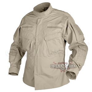 CPU Shirt Helikon-Tex Cotton Ripstop Beige