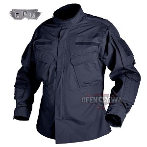 CPU Shirt Helikon-Tex Ripstop Navy Blue