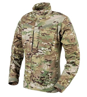 Helikon-Tex MBDU-NyCo Ripstop combat shirt - MultiCam