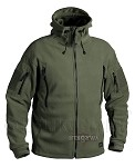Patriot Fleece Jacket Helikon-Tex Olive Green 390g