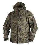 Patriot Fleece Jacket Helikon-Tex -Polish Woodland 390g