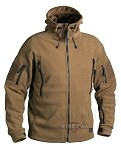 Patriot Fleece Jacket Helikon-Tex Coyote 390g