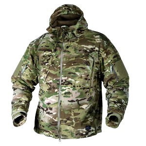 Patriot Fleece Jacket Helikon-Tex - CamoGrom 390g