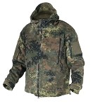 Patriot Fleece Jacket Helikon-Tex -Flecktarn 390g