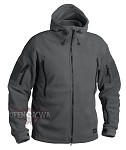 Patriot Fleece Jacket Helikon-Tex Shadow Grey 390g