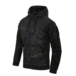 Helikon-tex ROGUE Hoodie Black / Multicam