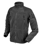 Stratus Jacket Helikon - Heavy Fleece - Black 320g