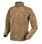 Stratus Jacket Helikon-Tex Heavy Fleece - Coyote 320g