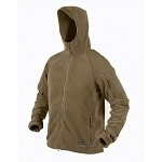 CUMULUS Jacket Helikon-Tex Heavy Fleece - Coyote