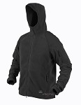 CUMULUS Jacket Helikon- Heavy Fleece - Black