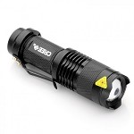Flashlight UltraFire- black