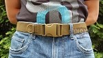 Tactical universal belt - coyote