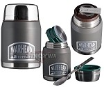 The Food Thermos WARHEAD JAR Termite GREY