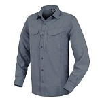 Helikon-Tex Defender Mk2 Gentleman Shirt - Melange Blue
