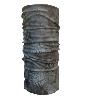 Multifunctional Chimney,bandana kryptek grey No.10