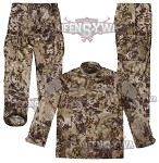 Uniform - Trousers and Jacket Kryptek HLD