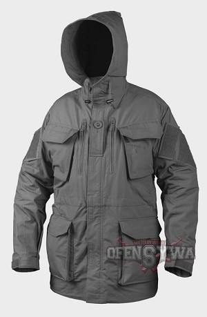 PCS Parka Helikon-tex Ripstop - Shadow Grey