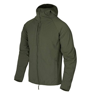 Helikon-Tex Urban Hybrid Softshell Jacket Taiga Green